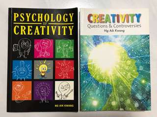 Psychology of Creativity Textbooks