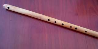 Indian Bamboo Flute (Bansuri - F)