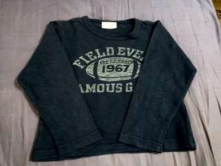 Union Kid's Long sleeve Shirt 3-4y