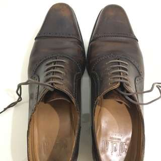 Brown Oxfords From Ed Et Al