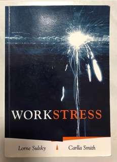 Work Stress Psychology Textbook