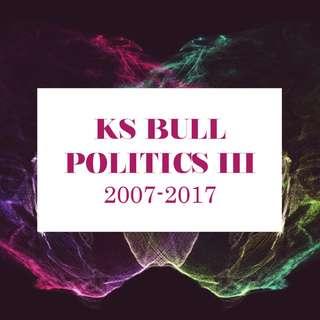 RJC KS Bull Politics Essays Pt 3