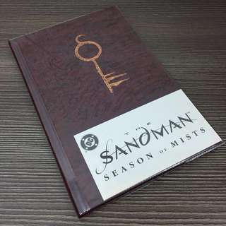The Sandman Season Of Mists First Print