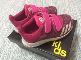 Adidas Kids FortaRun Shoe UK6