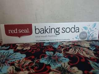 Whitening Baking Soda Toothpaste