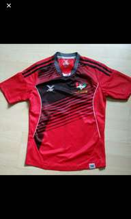 "FBT sports tees /t shirt Dryfit size S 16""x16"""