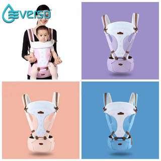 Infant Baby Carrier Breathable Ergonomic Adjustable Wrap Sling Backpack
