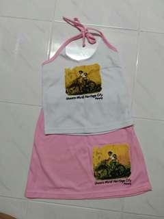 Girls cloth set