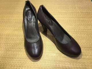 Women Leather Shoe