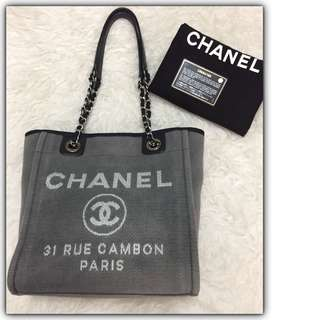 Chanel Deauville Tote Bag #16 17,5jt