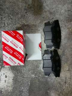 Brake Pad Toyota Original brand for Innova