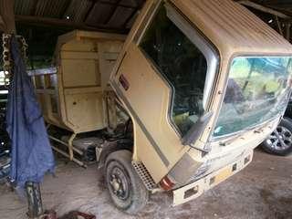 mobil dump truck