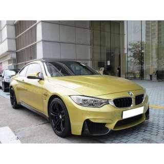 寶馬 BMW M4 COUPE
