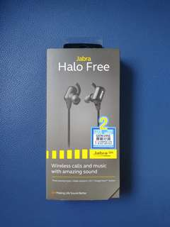 Jabra - Halo Free 運動藍芽耳機