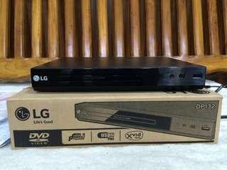 LG VCD/DVD Player