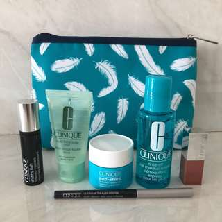 Clinique Gift Set / Travel Set
