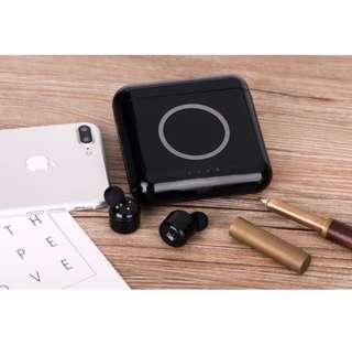 🔥 Brand New - X4T wireless Bluetooth earbuds / Earphone / earpieces / power Bank / Qi power bank