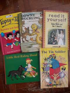 Bedtime Story Books/Classic Fairytales