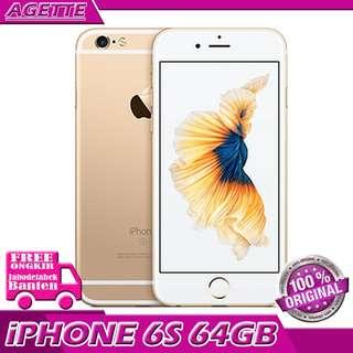 HP - iPhone 6S 64GB Garansi 1 Tahun
