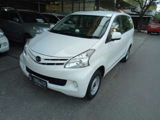 Xenia m 2013 air bag, murah dp 5 jt