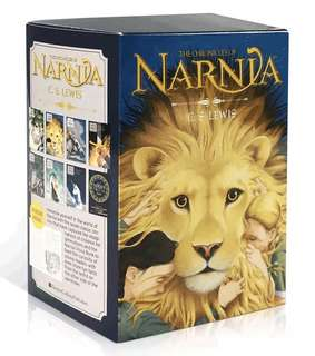 The Chronicles of Narnia (8 books)