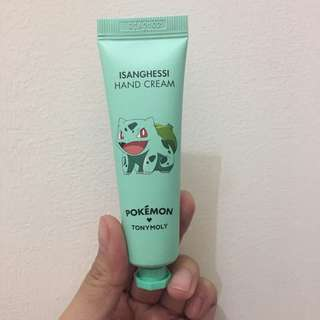 [NEW] tony moly handcream pokemon