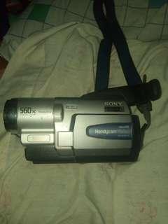 handy videocam sony old model