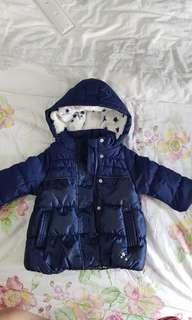 BNWOT 12mth baby osh kosh winter jacket