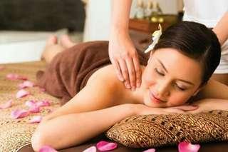 Female Body Massage
