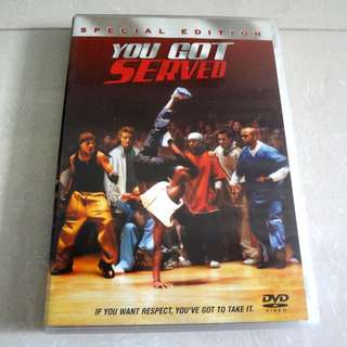 You Got Served Original Movie DVD