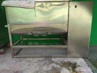 Jual Sepaket Mesin Pengaduk Tepung & Mesin Pengering Tepung
