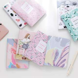(PO) A6 Planner Diary