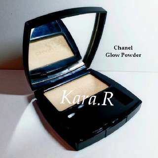 Chanel Glow Shimmers Face Powder Makeup Cosmetics Beauty Colour Channel