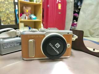 🚚 Olympus Pen Epl 8 body only, good condition