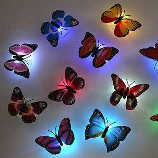 LED Butterfly Nigh Light