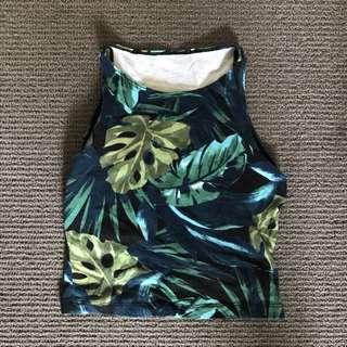 American apparel crop