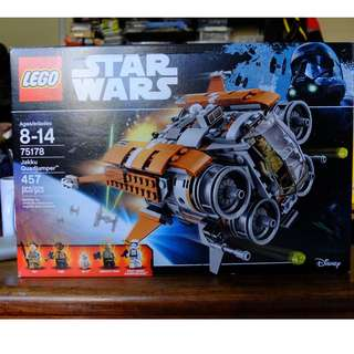 LEGO Star Wars 75178 Jakku Quad Jumper