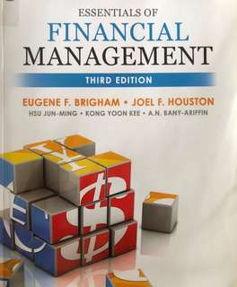 Financial Management Textbook