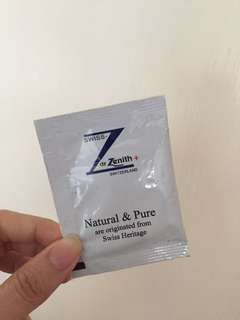 Dr Zenith whitening cleansing mask 美白