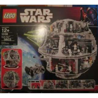Lego Death Star, Original, Collector's Item