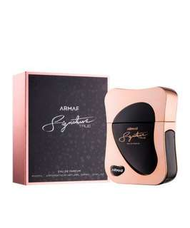 🔥BESTSELLER🔥 Armaf Signature True For Her EDP