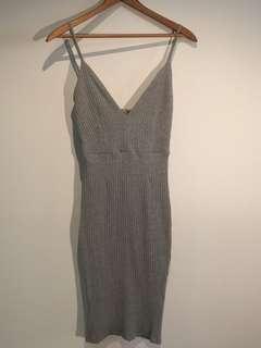 Luvalot grey dress