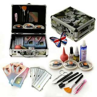 PROFESSIONAL EYELASH EX5ENSION KIT