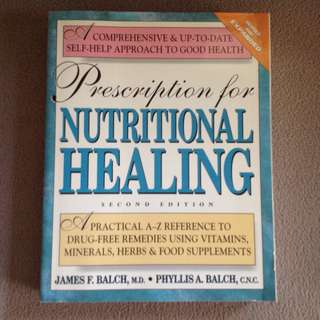 Health Books (4 books included)