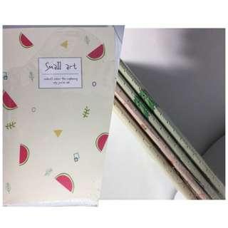 Notebooks / Mini Notebooks / yoyoso / 4 pcs notebook