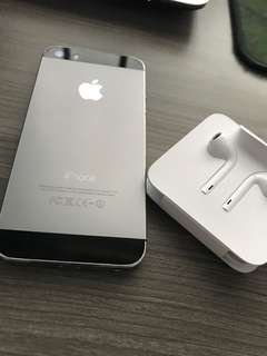 Second hand iPhone5s NO NEGOTIATION