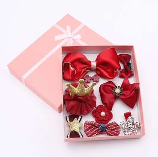 #discount 10% for Raya - Hair Accessories (kids) RM 12.90