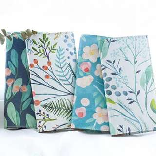 (PO) Foral Midori Notebook