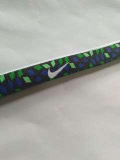Nike swoosh sports headband