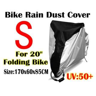 Waterproof Folding Bike Scooter Rain / Dust / UV Protector Cover